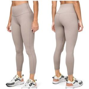 Lululemon Double Lined Align Pants
